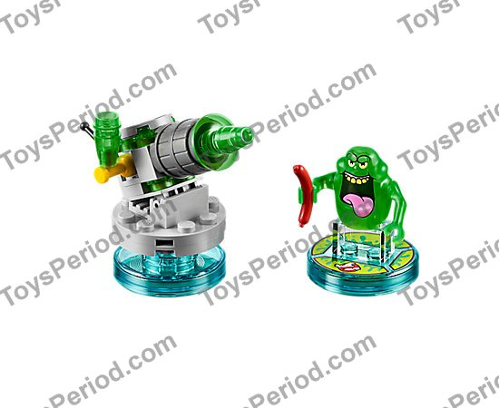 lego dimensions ghostbusters instructions 71241