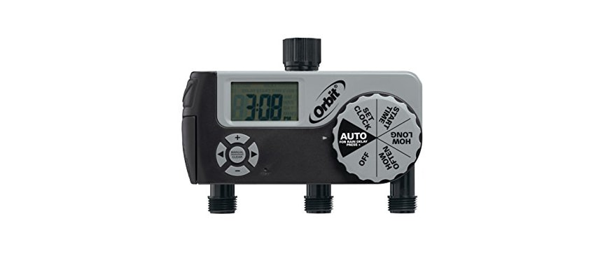 noma outdoor timer with 2 outlets instructions