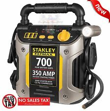 stanley battery charger instructions