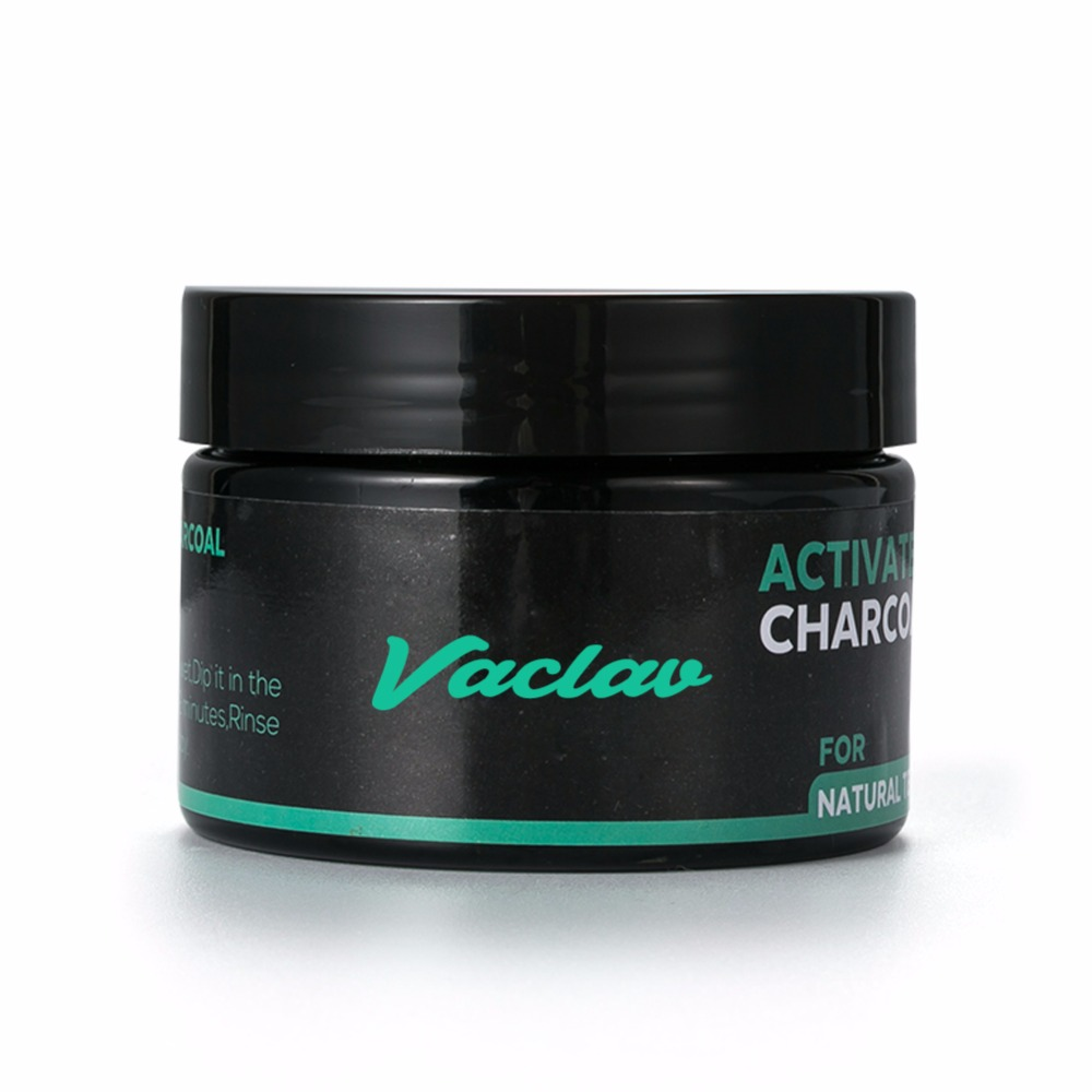 activated charcoal teeth whitening instructions