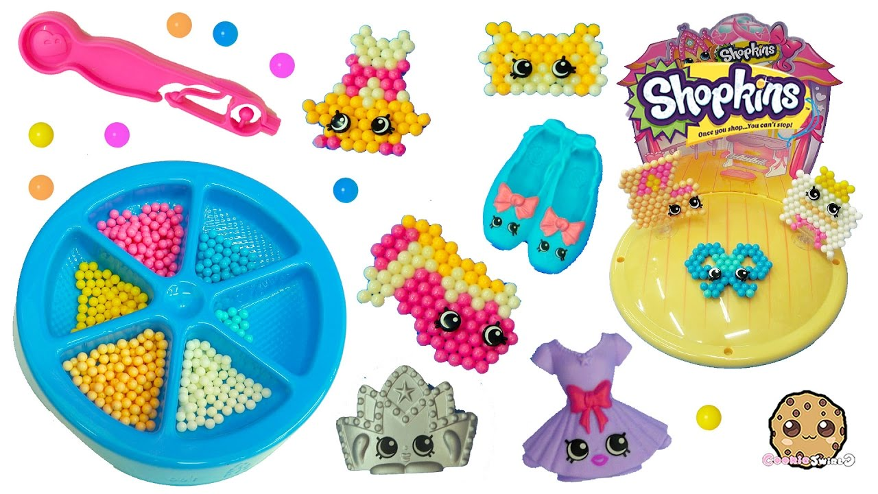 which shopkins are you instructions