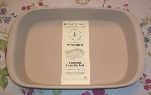 pampered chef stoneware instructions