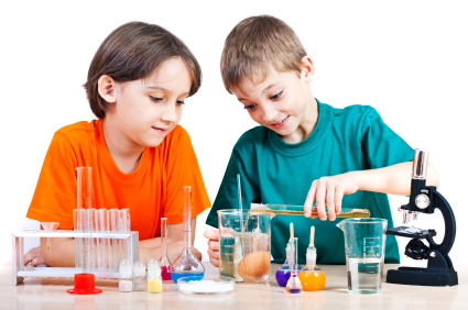 glow in the dark slime science lab instructions