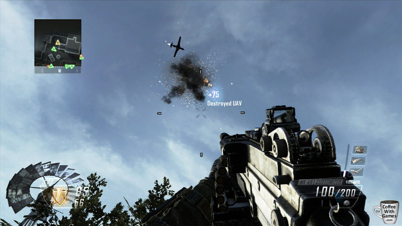 call of duty drone instructions