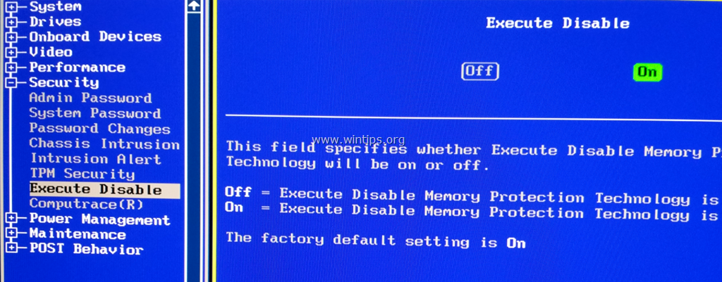 the instruction at referenced memory at windows 10