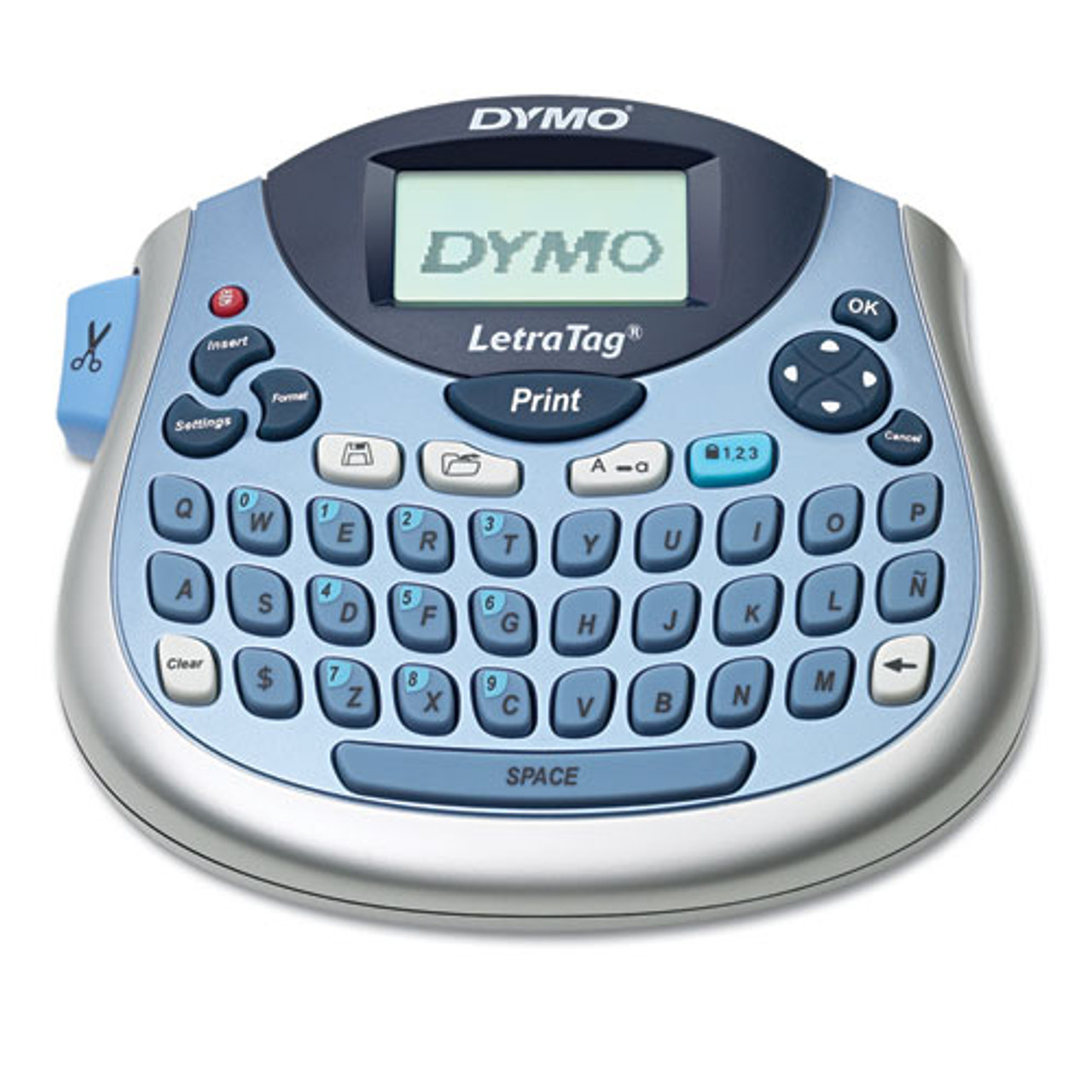 dymo letratag instructions for use