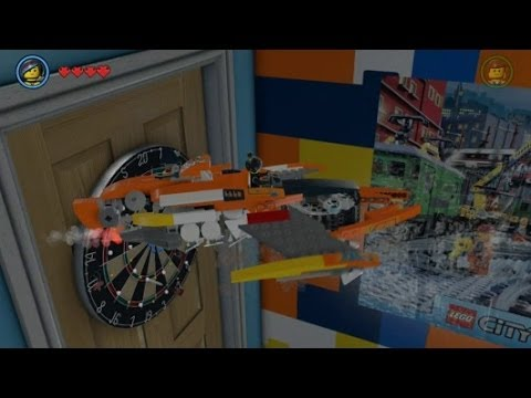 lego dimensions batwing instructions