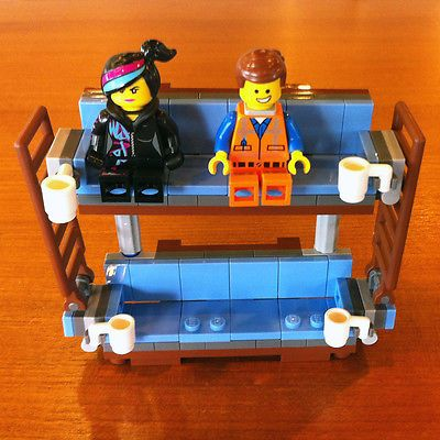 lego movie double decker couch instructions