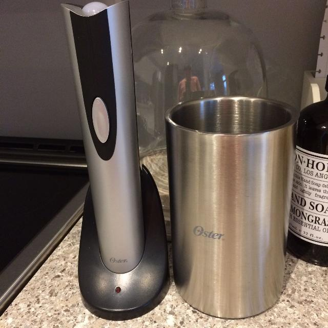 oster wine chiller instructions