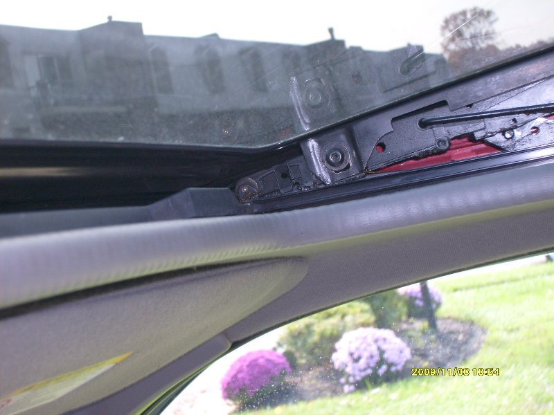 sunroof doctor f150 instructions