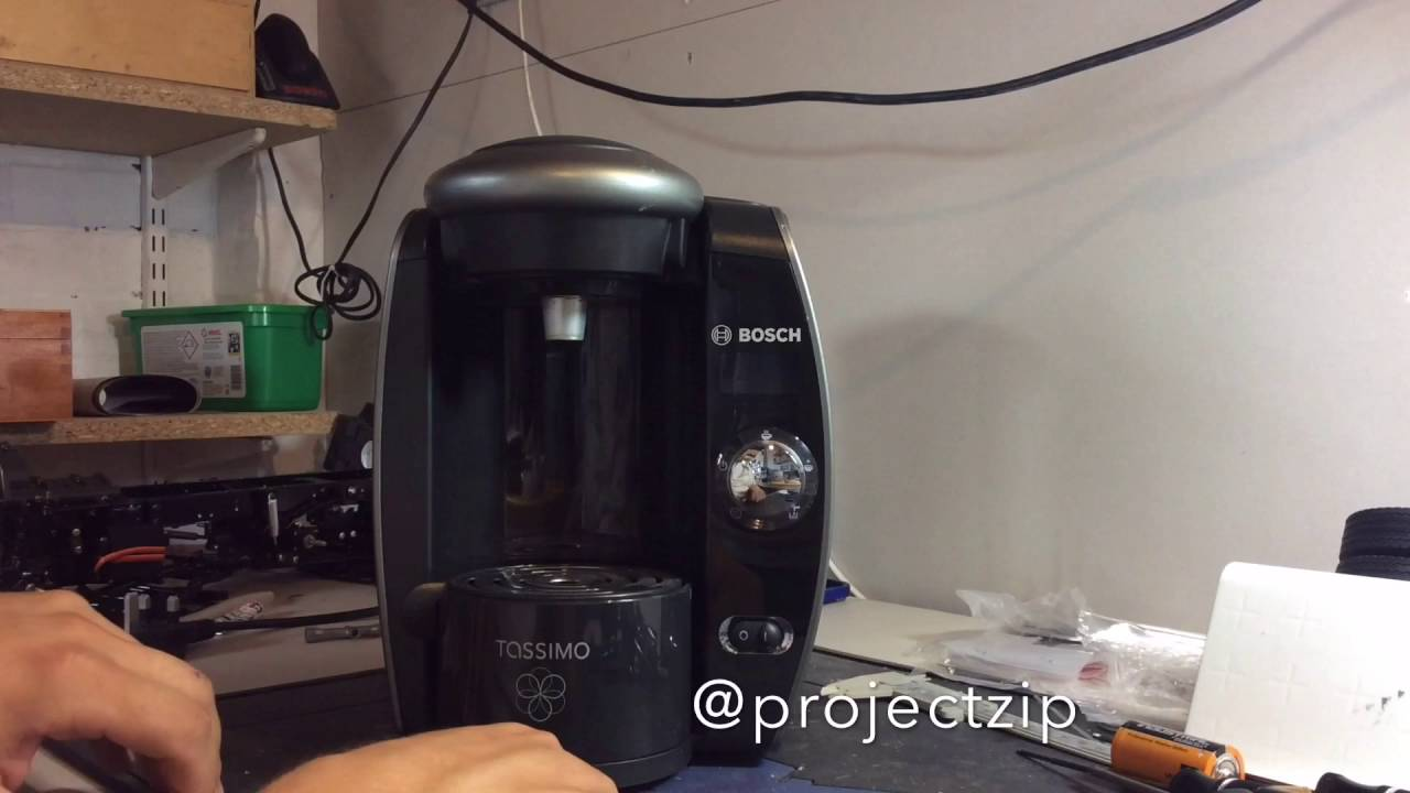 tassimo coffee machine cleaning instructions